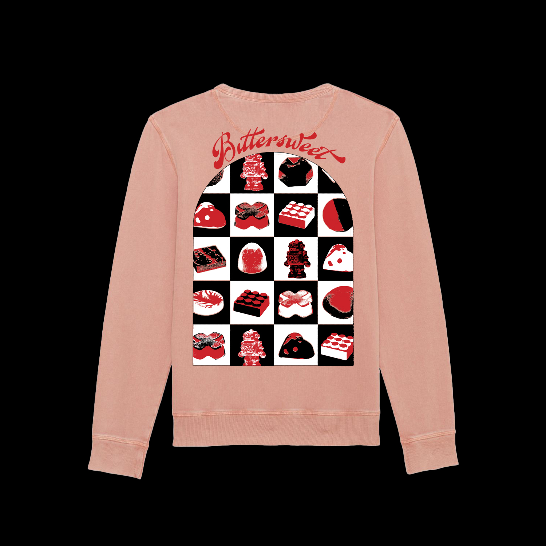 Sweater - BackMock